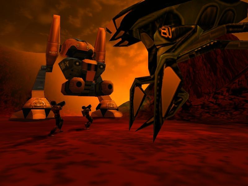 Battlezone ii downloads for Battlezone 2